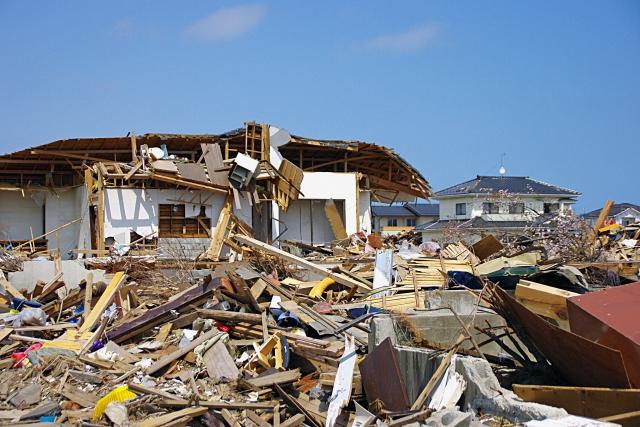【公務員試験】災害対策の例文【論文の書き方】